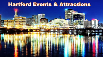 Hartford Events and Attraction Websites